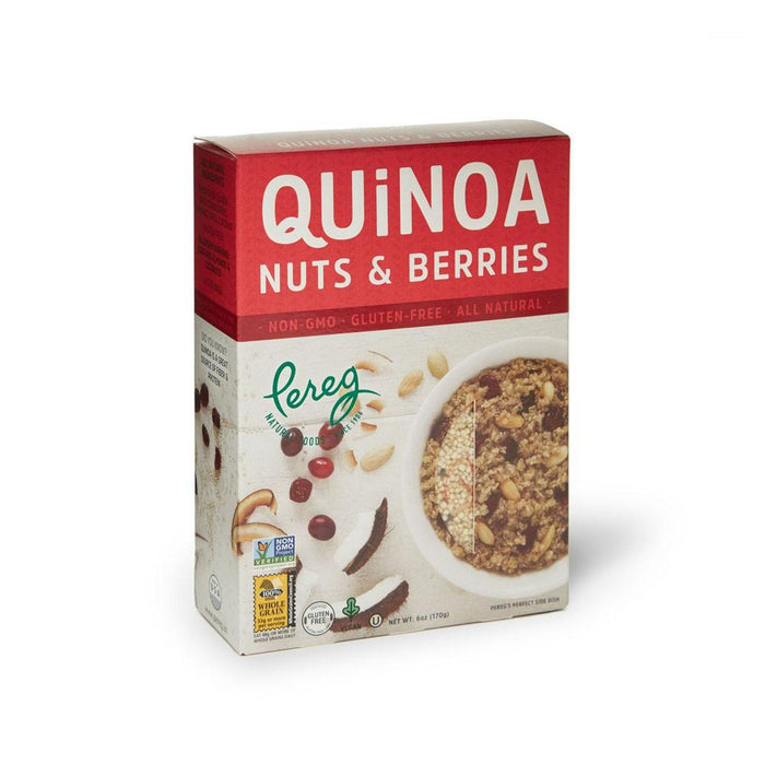 Quinoa Nuts & Berry