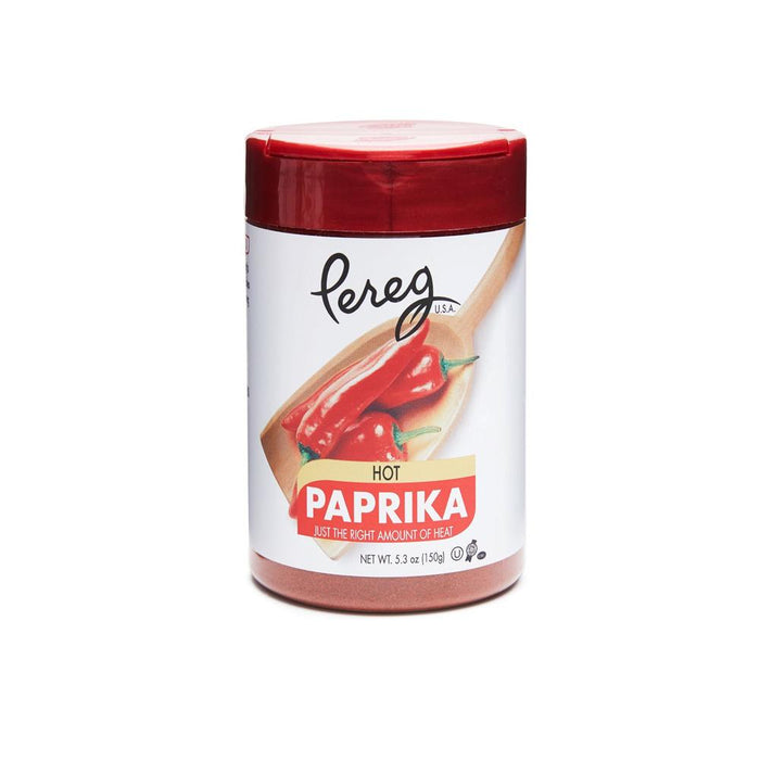 Hot Red Paprika