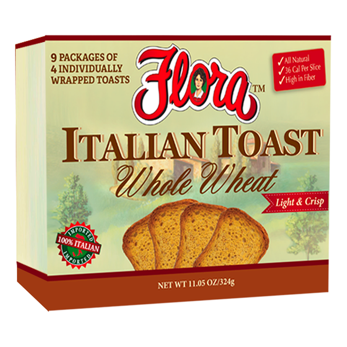 TOAST ITALIAN WHOLE WHEAT
