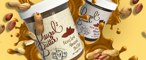 Laurel's Butter Dark Chocolate Almond Butter