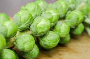 Ann Maries Farm Stand --Brussel Sprouts