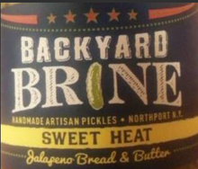 Load image into Gallery viewer, Backyard Brine  SWEET HEAT - Sweet & Spicy