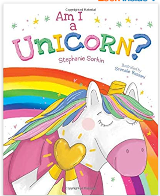Stephanie Sorkin-- Am I A Unicorn?