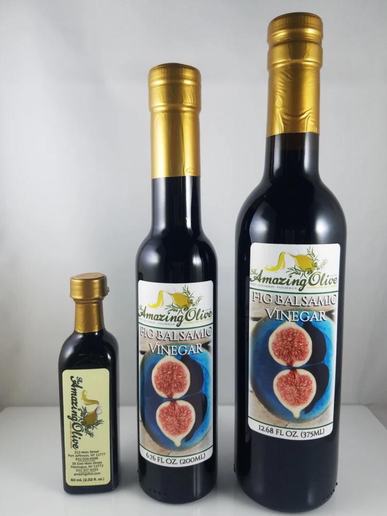 The Amazing Olive --Fig Balsamic Vinegar
