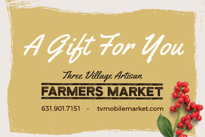 Winter Market Gift Card