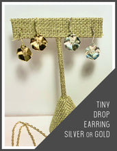 Load image into Gallery viewer, Tracy Marlowe New York --TINY DROP EARRINGS