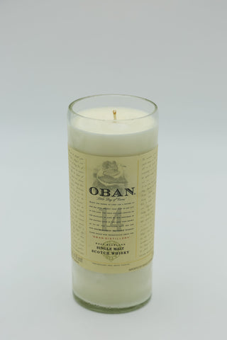 Oban 14 Candle