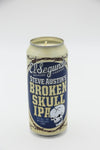 El Segundo Brewing Co. Steve Austin's Broken Skull IPA Tall Boy Candle