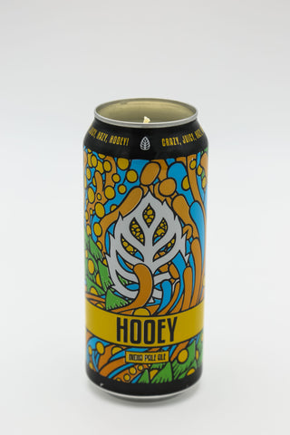 Lupulin Brewing: Hooey IPA Tall Boy Candle