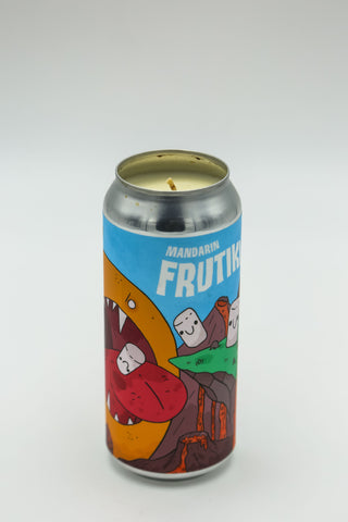 The Brewing Projekt Mandarin Frutiki Tall Boy Candle