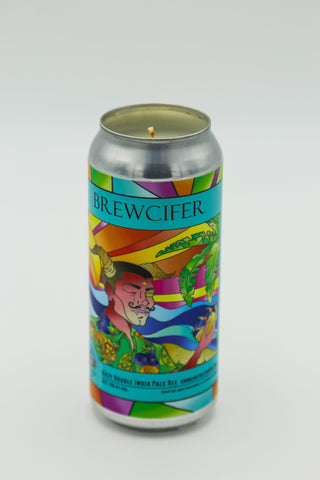 Church Street Brew Brewcifer Tall Boy Candle