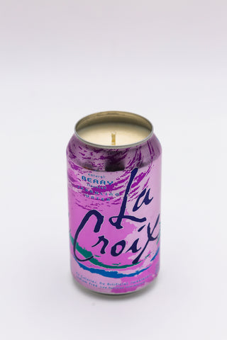 Berry La Croix Candle