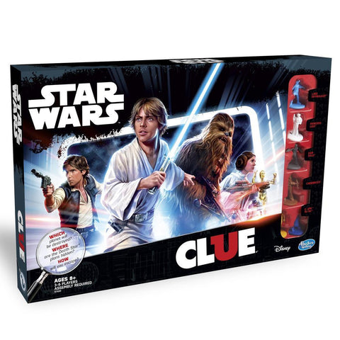 Cluedo - Star Wars