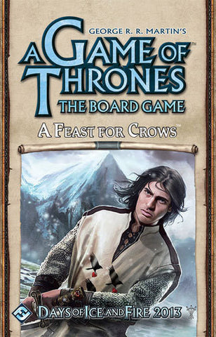 Game of Thrones Board Game Expansion - A Feast For Crows