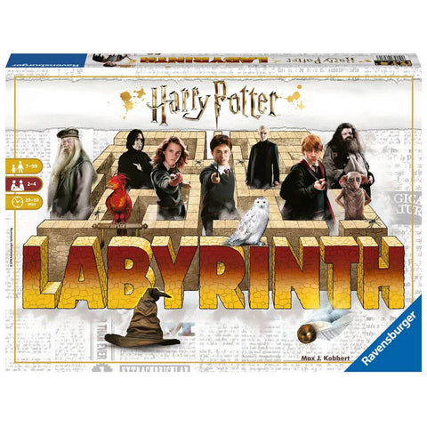Labyrinth - Harry Potter Edition