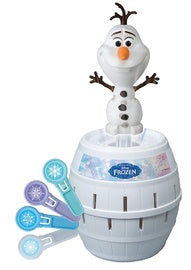 Frozen: Pop Up Olaf - Second Hand