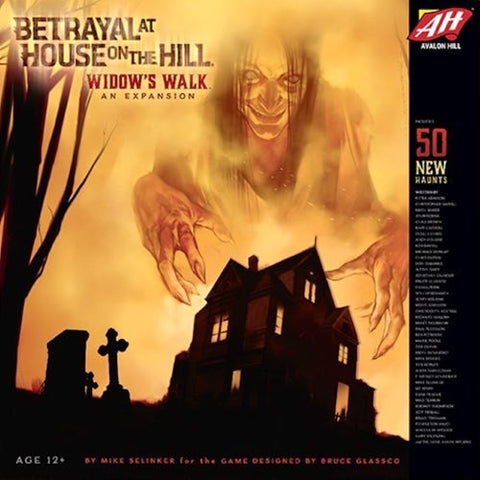 Betrayal at House on the Hill: Widow's Walk - Second Hand