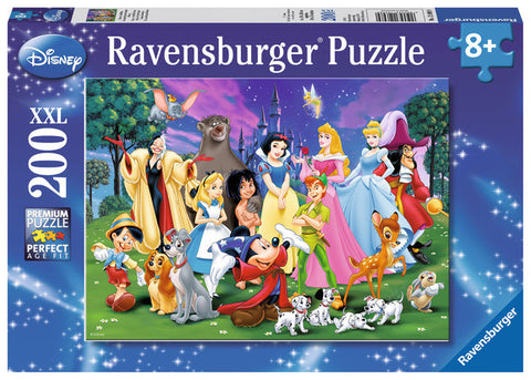 Ravensburger 200 Piece Jigsaw - Disney Favourites