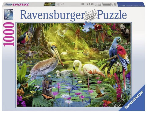Ravensburger 1000pc Jigsaw - Bird Paradise