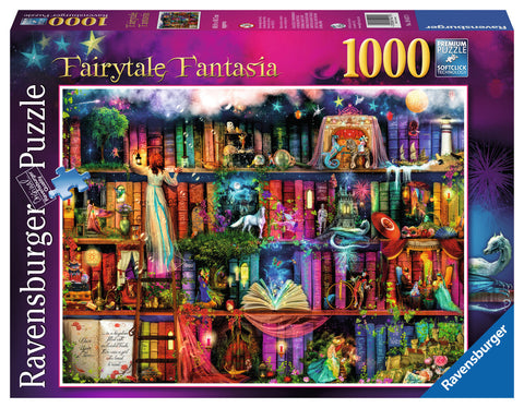 Ravensburger 1000 Piece - Fairytale Fantasia