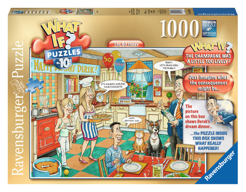 Ravensburger 1000pc Jigsaw  - What if? Series #10 The Birthday