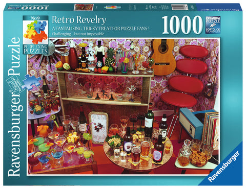 Ravensburger 1000 Piece - Perplexing Retro Revelry