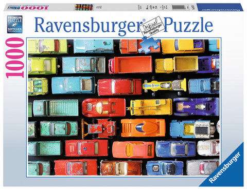Ravensburger 1000pc Jigsaw - Traffic Jam