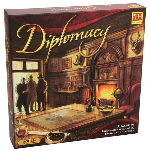 Diplomacy - Second Hand