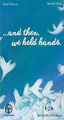 ...and then, we held hands - Second Hand