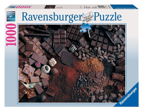 Ravensburger 1000 Piece Jigsaw - Chocolate Heaven