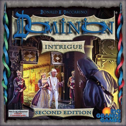Dominion Intrigue: Second Edition Expansion