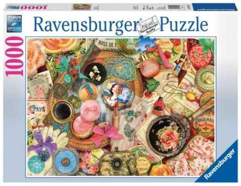 Ravensburger 1000 Piece Jigsaw - Vintage Collage