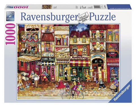 Ravensburger 1000 Piece - Streets of France