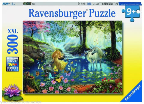 Ravensburger 300 Piece Jigsaw - Mystical Meeting