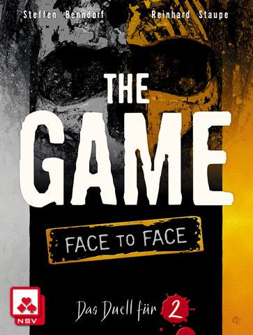 The Game: Face to Face - English