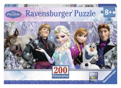 Ravensburger 200 Piece Jigsaw - Frozen Friends