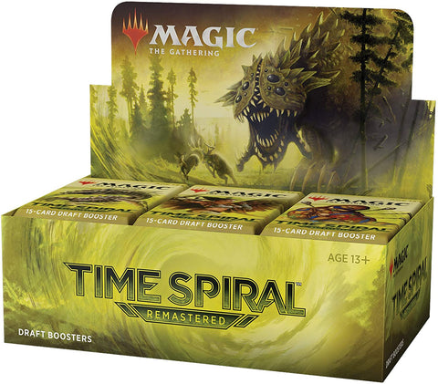 Magic The Gathering: Time Spiral Booster Box- Sealed