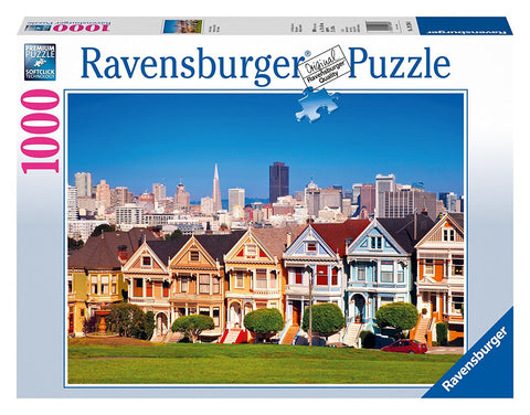Ravensburger 1000pc Jigsaw - Painted Ladies