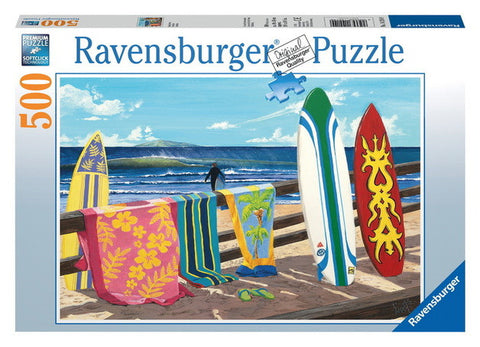 Ravensburger 500 Piece Jigsaw - Hang Loose