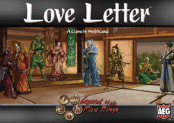 "Love Letter: ""Legend Of The 5 Rings"" Edition"