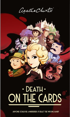 Agatha Christie: Death on the Cards - Due in 4/12/19