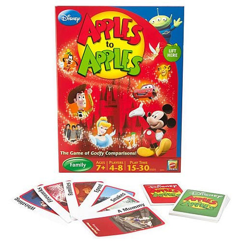 Apples to Apples Disney Edition