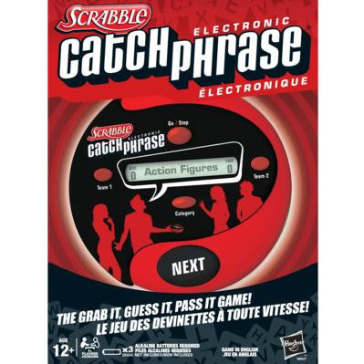 Electronic Catch Phrase Game