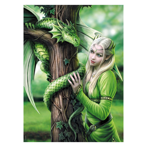 Anne Stokes 1000 PIece Jigsaw Puzzle