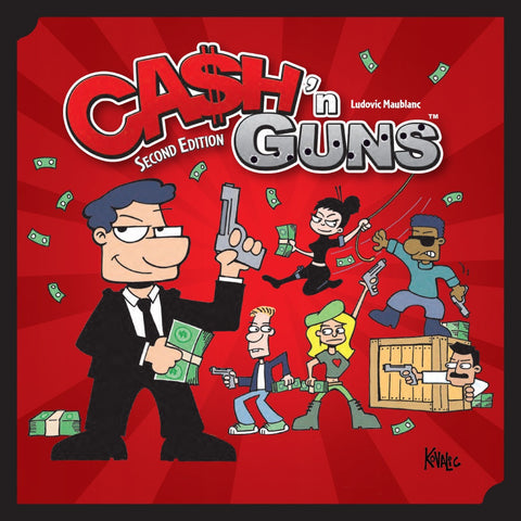 Cash 'n Guns - Second Hand