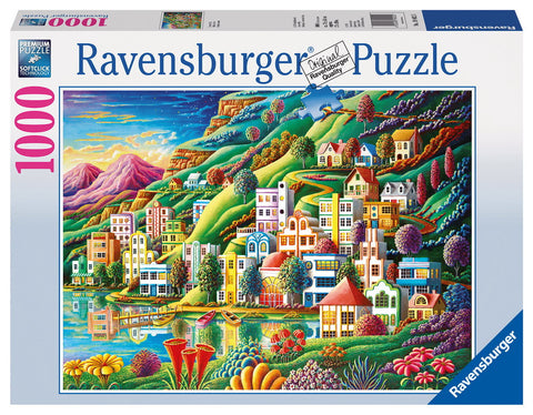 Ravensburger 1000 Piece Jigsaw - Dream City