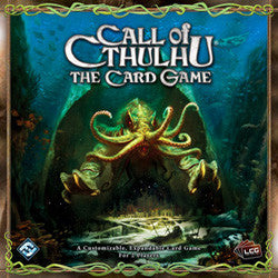 Call Of Cthulhu LCG: Core Set