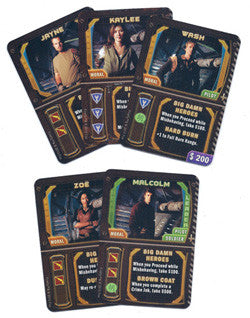 Firefly - Promo Card Pack