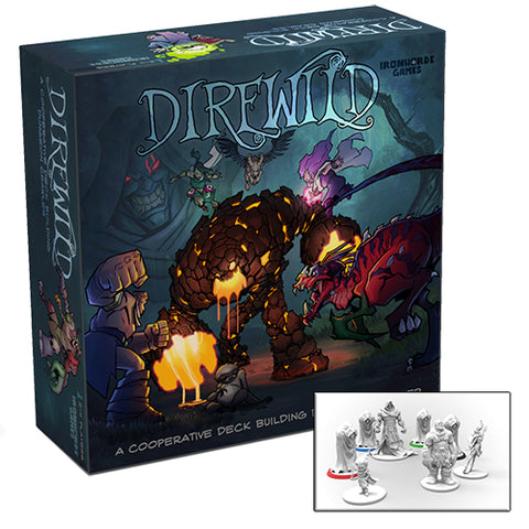 Direwild Miniatures Edition - Second Hand