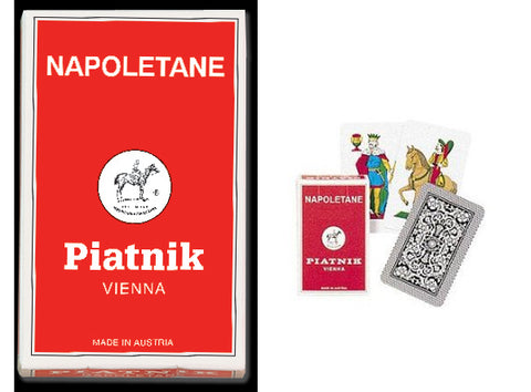 Napoletane Italian Playing Cards
